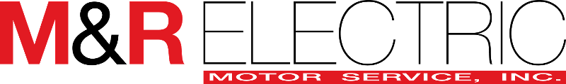 M & R Electric Motor Service Inc., Logo